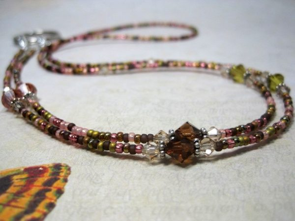 Rose Garden Lanyard Eyeglass Chain